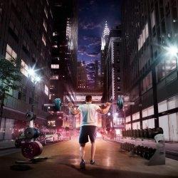 manhattan_fitness_center_man_lifting_weights_street__118301