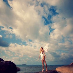woman_angel_rocks_sea_fashion__137565