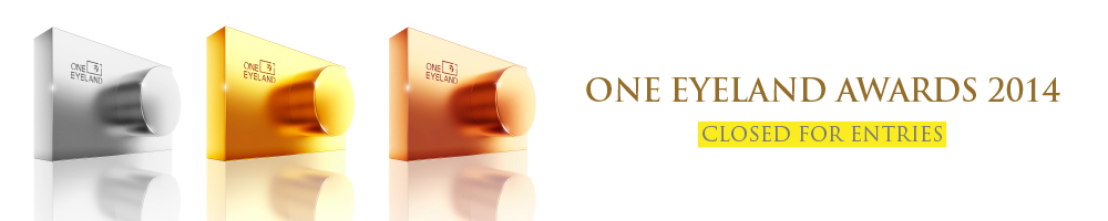 Closed for entries - Oneeyeland Awards 2014