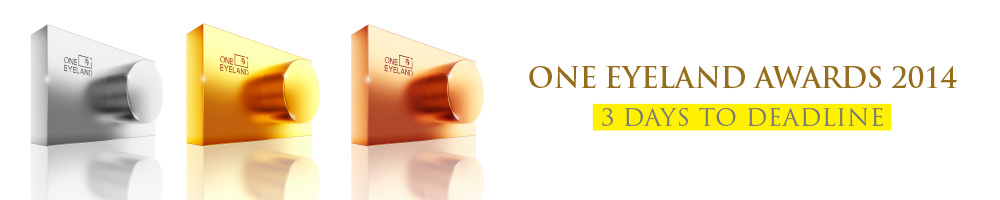 Open for entries - Oneeyeland Awards 2014