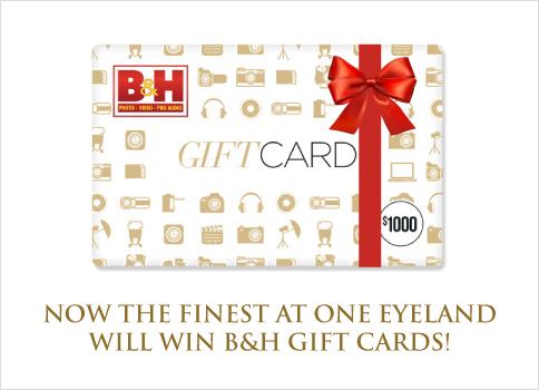 One Eyeland Gift Cards