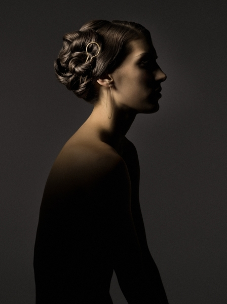 San Francisco Magazine Beauty Silhouette by Stan