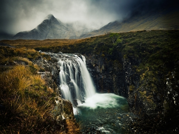 Glen Brittle Isle Of Skye by Julian