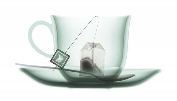 Tea Cup by Nick