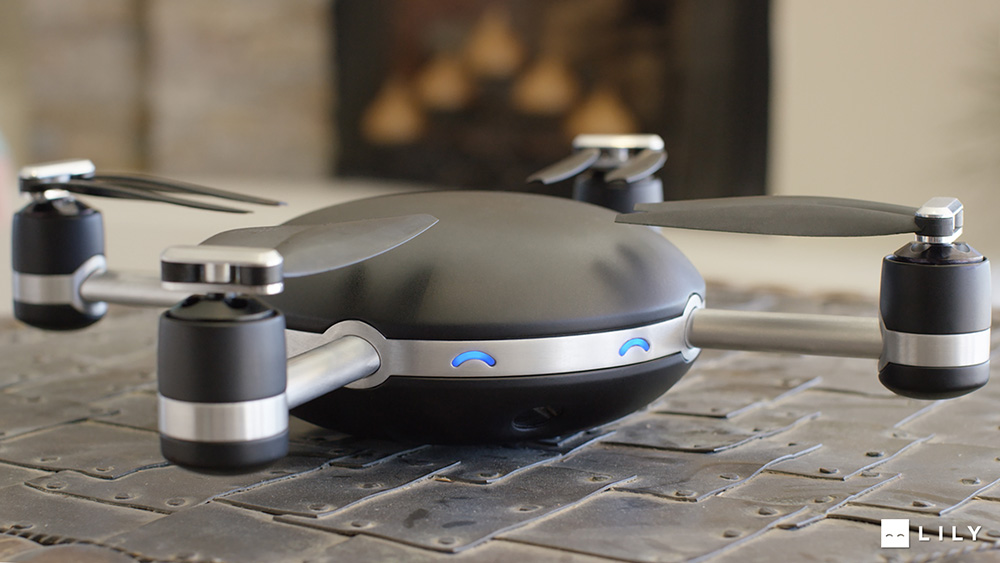 Photography News - Lily is the world's first throw-and-shoot drone camera.