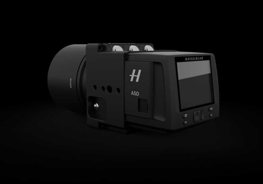 Photography News - The A5D Aerial by Hasselblad The A5D Aerial by Hasselblad