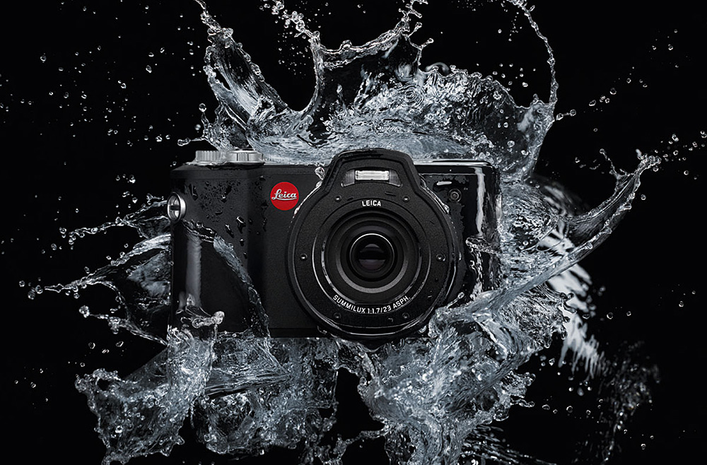 Photography News - The New Leica X-U dives !