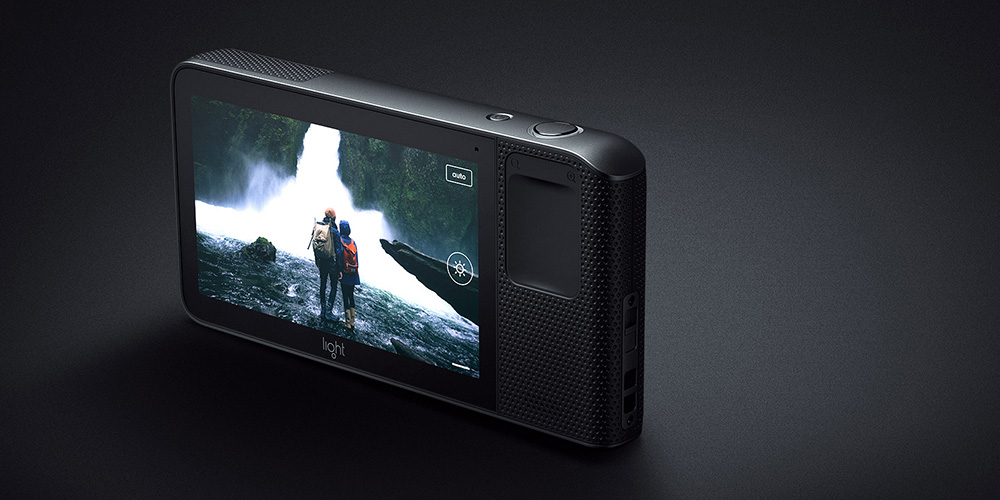 Photography News - The Sixteen in One Camera . Light L16