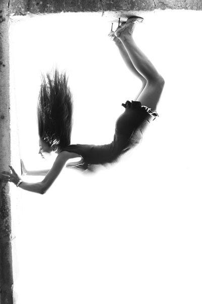 Photograph Donald Rama Girl on One Eyeland