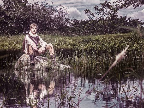 Photograph Jackson Carvalho The Prince And The Lake on One Eyeland