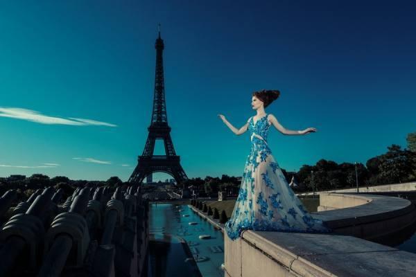 Photograph Marc Lamey La Seine on One Eyeland
