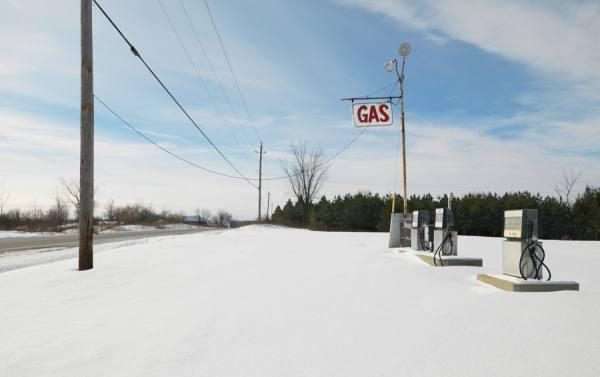 Photograph Jens Lucking Gas Station on One Eyeland