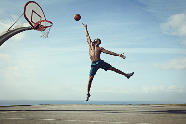 Photograph Karan Kapoor Basket Ball_1 on One Eyeland