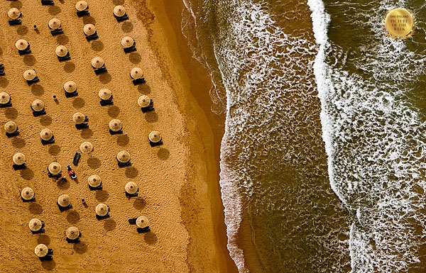 Photograph Ali Kabas Beach Aerial on One Eyeland