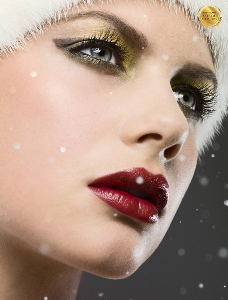 Photograph Jonathan Knowles Snow on One Eyeland