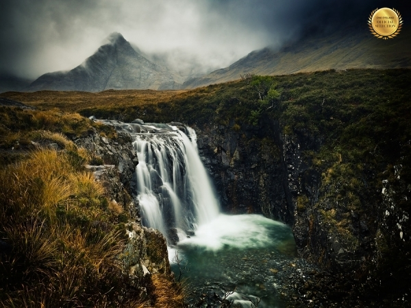 Photograph Julian Calverley Glen Brittle Isle Of Skye on One Eyeland