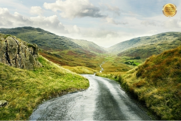 Photograph Simon Stock Lake District Road on One Eyeland
