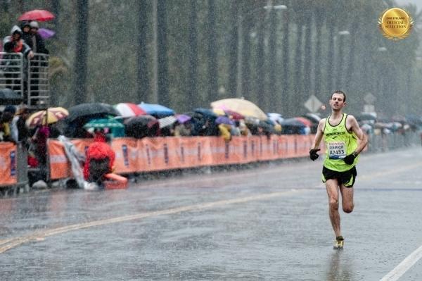 Photograph Kevin Steele Mcrunner La Marathon 2 on One Eyeland