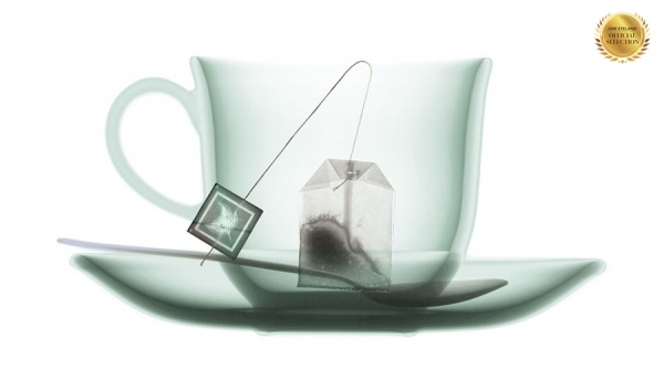 Photograph Nick Veasey Tea Cup on One Eyeland