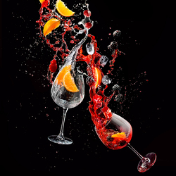 drinks-in-motion-hibiscus-gin-and-tonic-piotr-gregorczyk