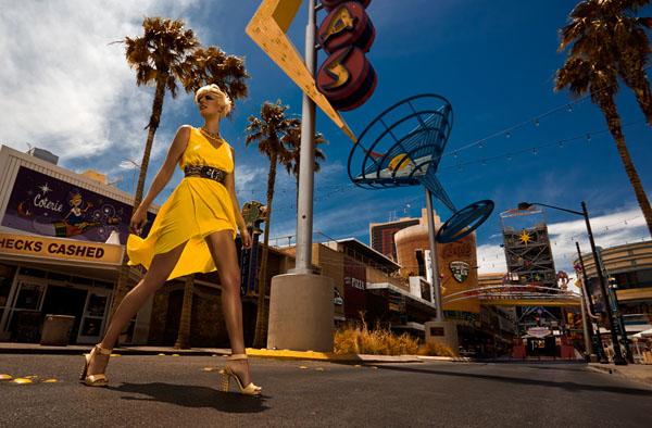 Photograph Greg Sino Alone In Vegas on One Eyeland