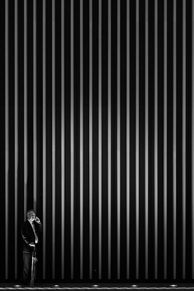 Photograph Daisuke Kiyota Straight Lines on One Eyeland