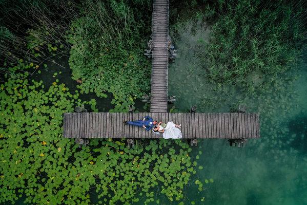 Photograph Mischa Baettig From Above on One Eyeland