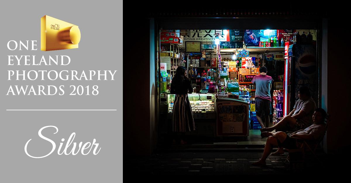 Photographer FLORIAN W MUELLER - Nightshift shanghai - People
