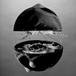 Schwarz & Milch-Charit Pusiri-Bronze-FINE ART-Abstract -52