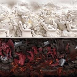 Heaven and Hell-Surachai Puthikulangkura-Gold-CGI ARTIST-CGI Artist-222