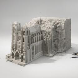 Architecture Museum Paris-Surachai Puthikulangkura-bronze-CGI ARTIST-CGI Artist-501