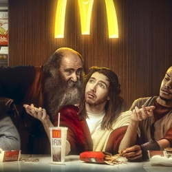 Jesus' Day Off-Chris Clor-silver-ADVERTISING-Self-Promotion -957