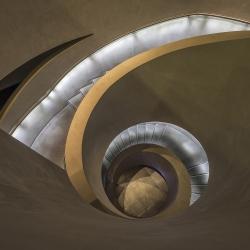 Foster's staircase-Victor Romero-finalist-ARCHITECTURE-Interiors -1103