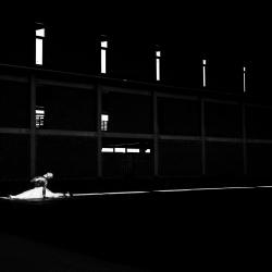Dance-Martin Krystynek-silver-FINE ART-Portrait -1185