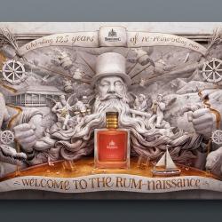 Bundaberg Rum 125th Anniversary-Surachai Puthikulangkura-gold-CGI ARTIST-CGI Artist-1616