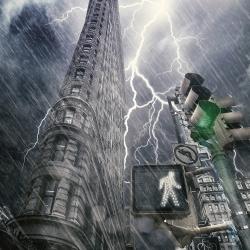 Flat Iron under the storm-Jackson Carvalho-finalist-ADVERTISING-Conceptual -1675