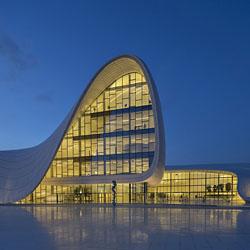 Heydar Aliyev center Baku-Victor Romero-finalist-ARCHITECTURE-Buildings -2221