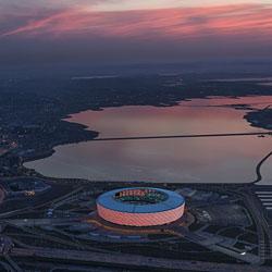Baku Olympic Stadium-Victor Romero-bronze-ARCHITECTURE-Aerial-1839