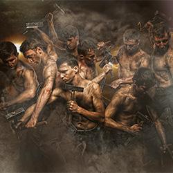 Purgatorio-Jano Stovka-bronze-ADVERTISING-Music -3153