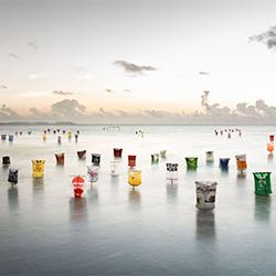 Plastic Army, Invasion-Dirk Kruell-gold-FINE ART-Other -3779