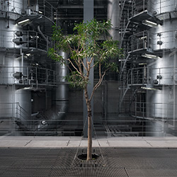Green and Metal-Yasuhiro Sakuda-bronze-ARCHITECTURE-Buildings -3166