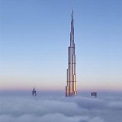 Burj khalifa-Victor Romero-bronze-ARCHITECTURE-Buildings -3154
