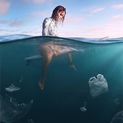 Plastic Bags-Weston Fuller-silver-ADVERTISING-Conceptual -3805