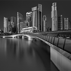 Tranquility in the city-Partha Roy-silver-ARCHITECTURE-Cityscapes -3829