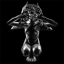 The Pain that Screaming-Jackson Carvalho-bronze-FINE ART-Nudes -3232