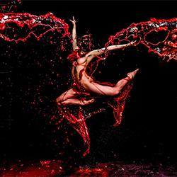 Water Dance-Haseo Hasegawa-finalist-FINE ART-Still Life -3581