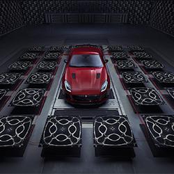 The Art of Sound - Jaguar F-Type-Nigel Harniman-finalist-ADVERTISING-Automotive -3711
