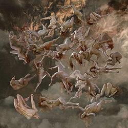 Limbo-Patrizia Burra-Bronze-FINE ART-Collage -3877