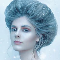 Snow Duchess-Ramiro Cueva-finalist-FINE ART-Portrait -4257