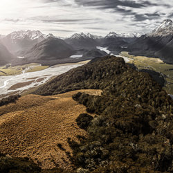 Mt. Alfred-Stephan Romer-Finalist-NATURE-Aerial -4809